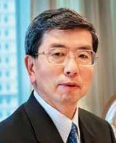 TAKEHIKO NAKAO, President, Asian Development Bank (ADB)