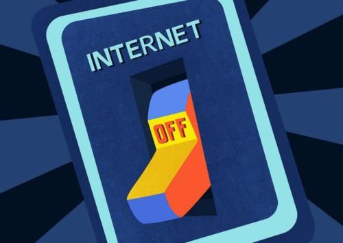 Shut the **internet** up!