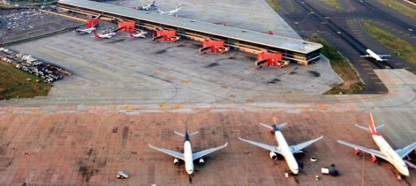 Indian airlines eyeing for international skies