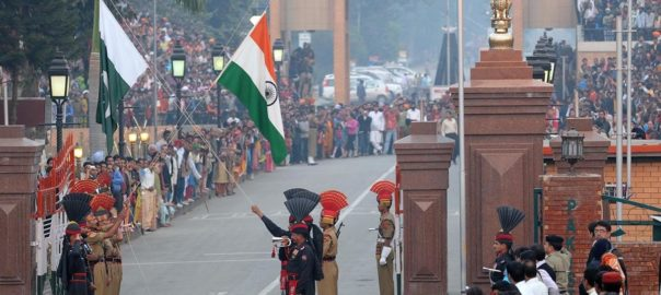 Way to peace and prosperity between India and Pakistan is through military cooperation