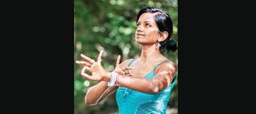 Rama Vaidyanathan présente le bharata natyam en France