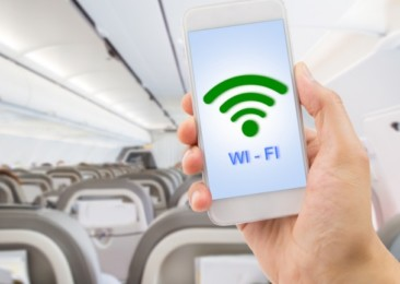 Indian airlines welcome Telecom Commission's nod for in-flight WiFi, voice services