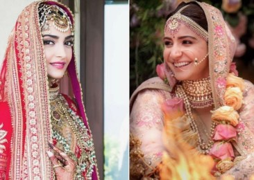 Latest wedding trends set by B-town actresses