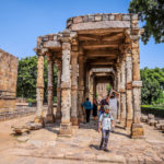 pillar of qutub minar