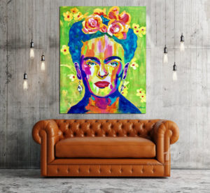 64 years after Frida Kahlo's death her designs are in the market