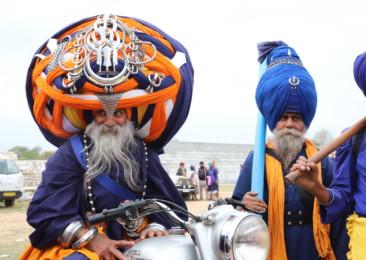 Nihang: the warrior Sikhs