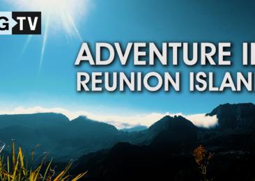 Thrilling adventures in Reunion Island