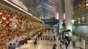 Indian government is planning to undergo a major expansion for airports and railways