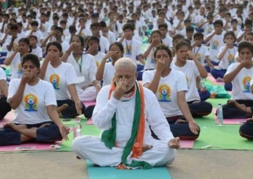 Another successful International Day of Yoga concludes