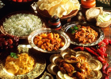 Drawing parallels between Indian and French food cultures