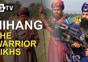 Nihang: the warrior Sikhs