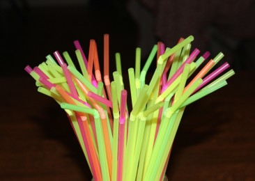 Tackling the plastic straw epidemic