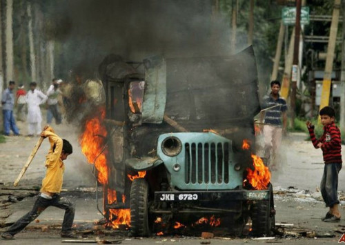 India's fight for peace