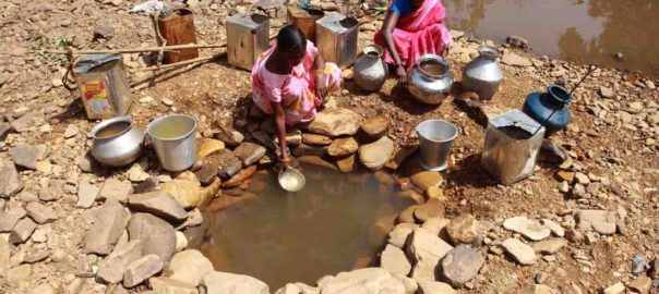 India is placed at 120th among 122 countries in the water quality index