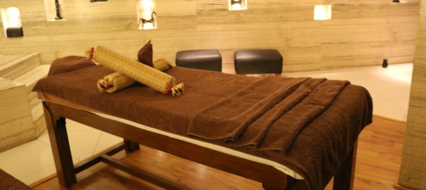 The kalari massage at The Metropolitan Hotel & Spa is part of an entire spa experience