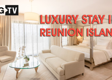 Luxury stay in Reunion Island