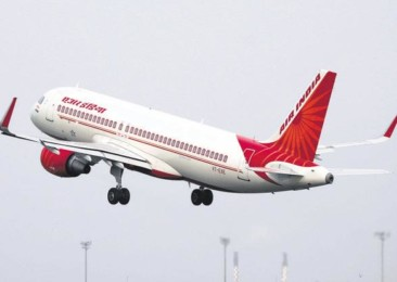 Chinese airlines entry restricted into Indian skies