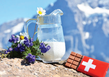 Melt into the World of Swiss Chocolates