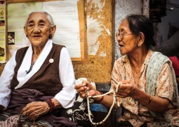 Mystical journey: Exploring the Tibetan community