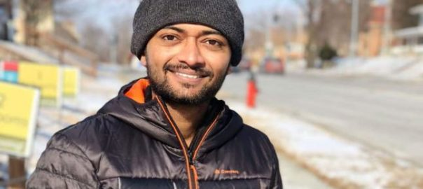 Sharath Koppu, the Indian techie who was Shot in Kansas