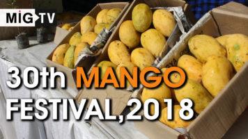 30th Mango Festival 2018