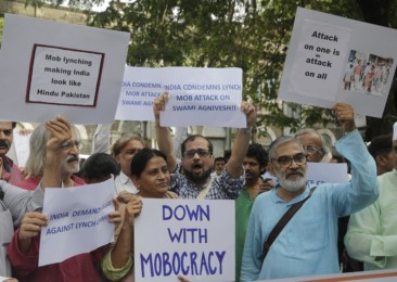 Lynching: India wakes up, sets up committee on mob violence