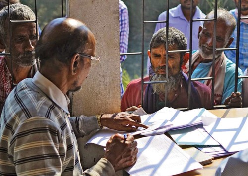 Reprieve for over a million tribals today