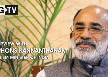 Interview with Alphons Kannanthanam | Tourism Minister of India