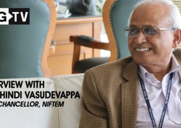 Interview with Dr Chindi Vasudevappa, Vice Chancellor, NIFTEM