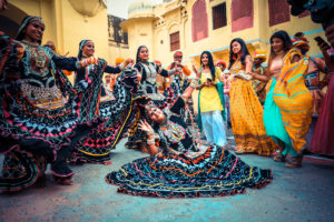 Kalbelia is one of the most sensuous dance forms of Rajasthan