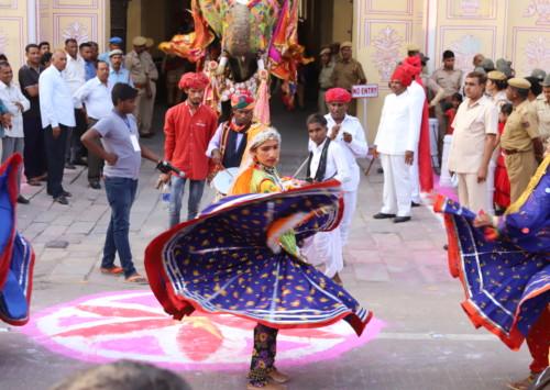 Vibrant colours of the Pushkar Fair
