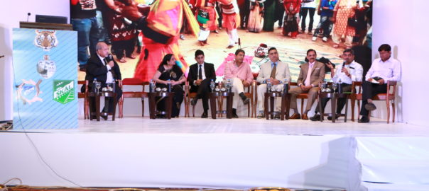 Panel discussion at SKAL  National Congress in Kolkata