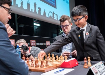 Indian origin boy in UK wins over authorities with chess