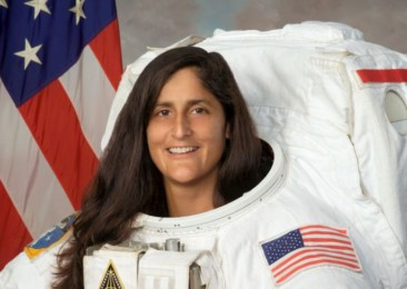 Indian origin astronaut ready for the first commercial mission to space