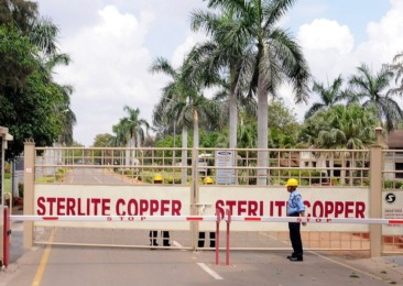 Sterlite Copper plant closure hits economy