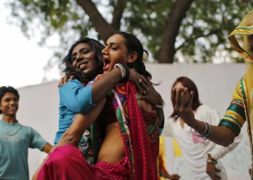Is Indian showbiz opening up to transgender community?