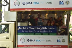 The Mobile Teaching Project in Kolkata Photo Courtesy: Riti Sengupta