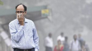 Air pollution may raise a risk of diabetes