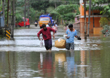 Delhi washes away Kerala's hopes of foreign aid