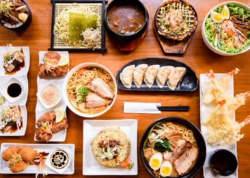 Here is what to eat at these five food destinations in Asia