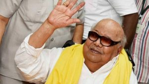 karunanidhi-votes-pti