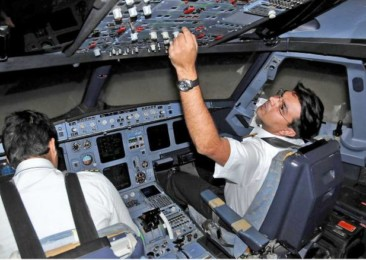 Pilot shortage troubles Indian aviation sector