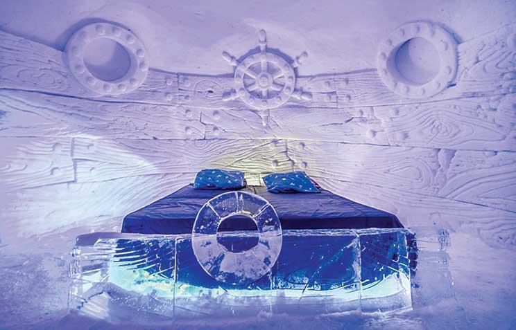 Sorrisniva Hotel and Kirkenes Snow Hotel, Alta, Norway