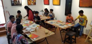 The Art Loka workshops have proven to be immensely successful