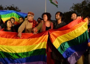 As India decriminalises homosexuality, did love find a way?