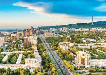 Discover the gem of Kazakhstan, Almaty