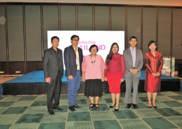 Tourism Authority of Thailand organises Amazing Thailand Roadshow to India