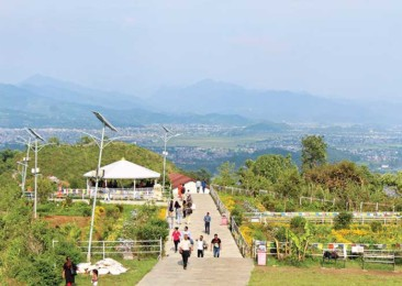 Pokhara, an Oasis of Calm