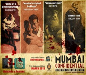 "Mahapatra's ""Mumbai Confidential"" remains one of the ground breakers in noir storytelling"