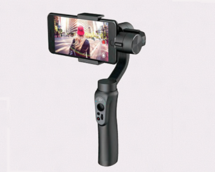 A smartphone/camera stabiliser or gimbal